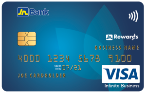 INFINITE BUSINESS CARDPaywaveART