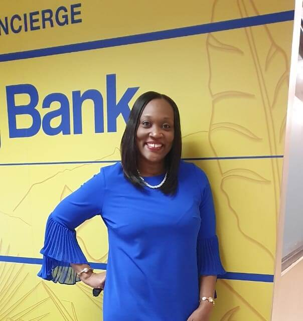 Financial Literacy Month, banker, Nickeisha Cleary,
